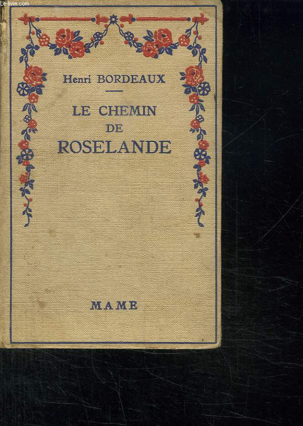 LE CHEMIN DE ROSELANDE . N° 158.
