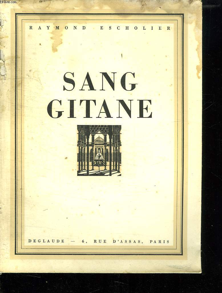 SANG GITANE.