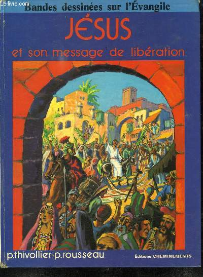 JESUS ET SON MESSAGE DE LIBERATION.