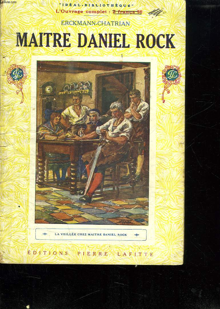MAITRE DANIEL ROCK.