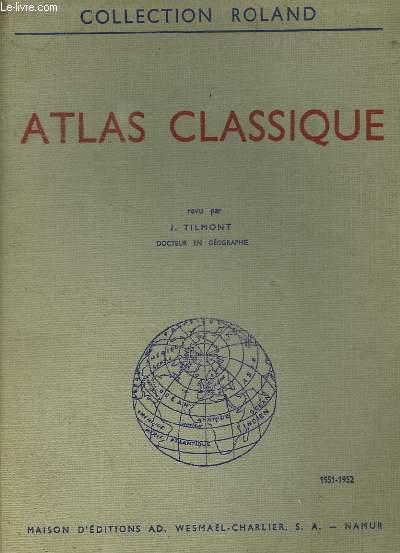 ATLAS CLASSIQUE.