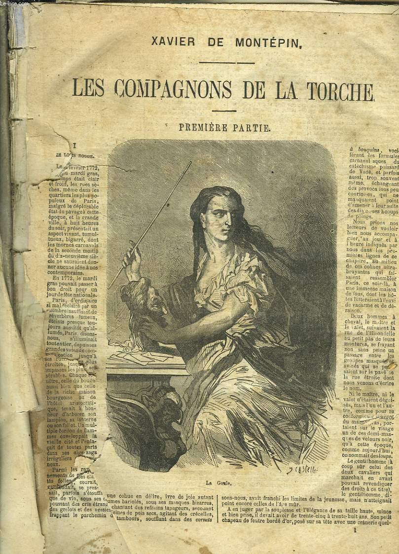 LES COMPAGNONS DE LA TORCHE.