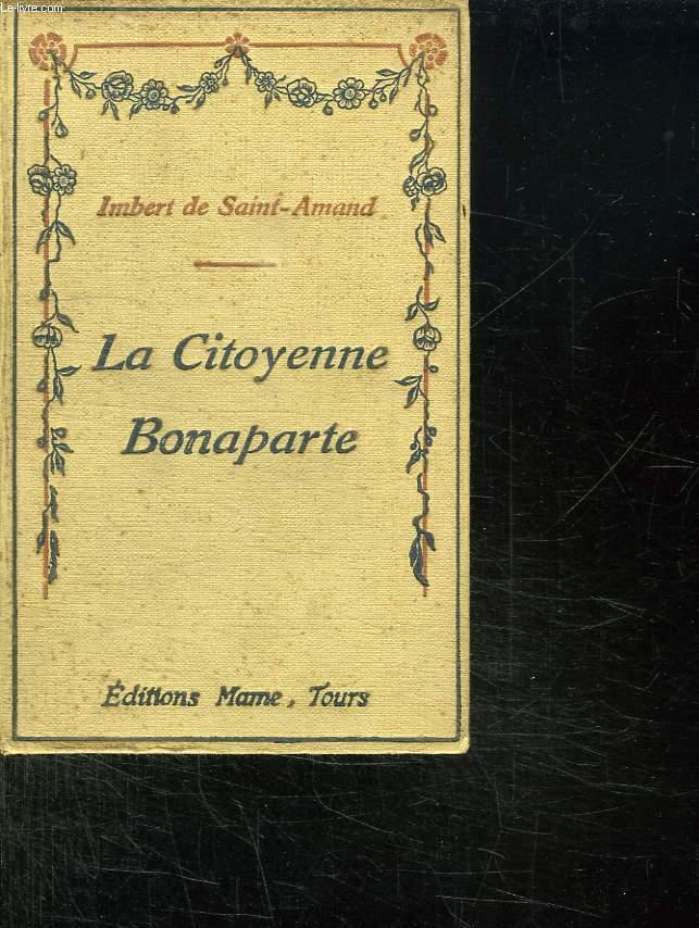LA CITOYENNE BONAPARTE. N°65.
