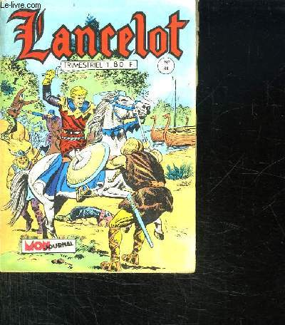 LANCELOT N° 88. L EPEE AU POING.