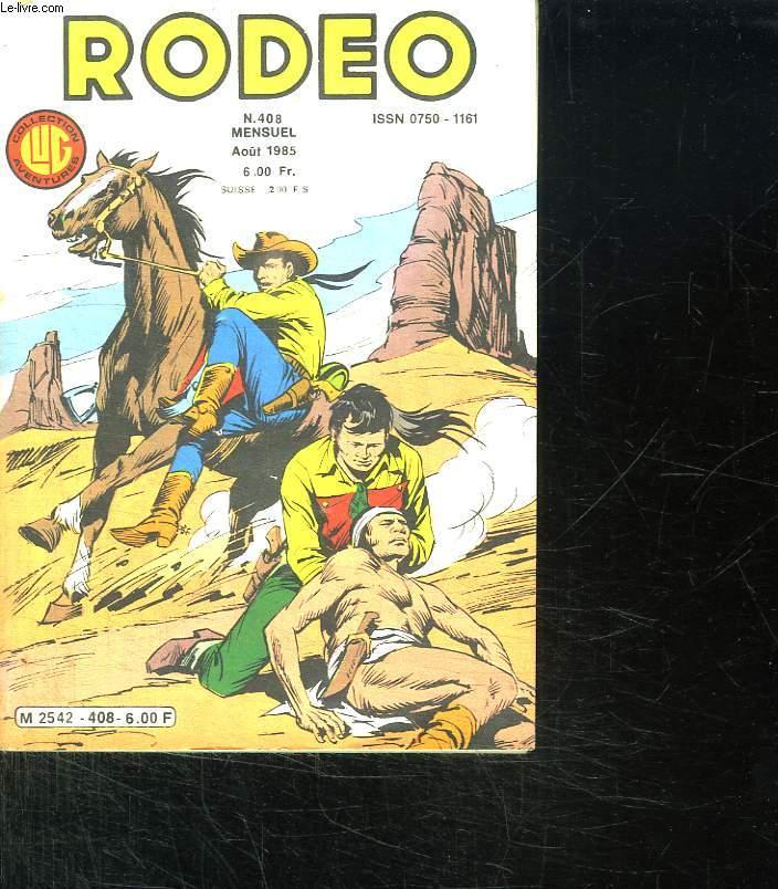 RODEO N° 408.