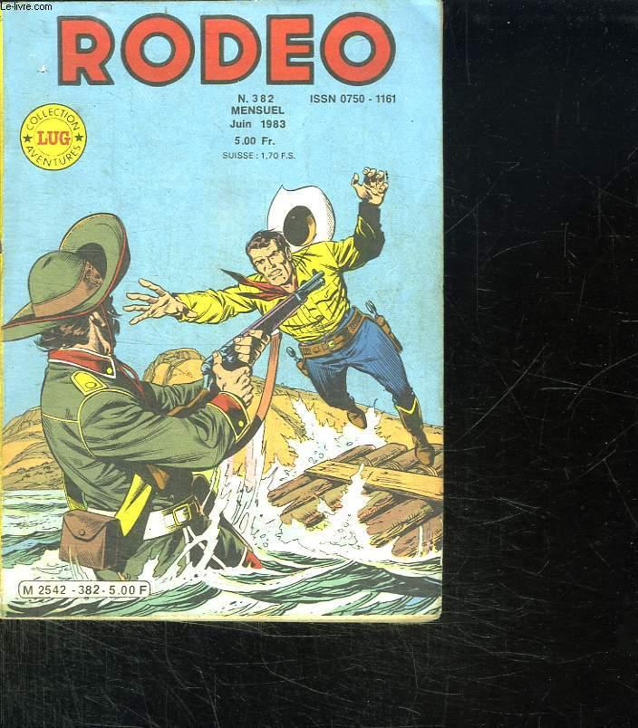 RODEO N° 382.