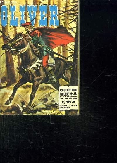 OLIVER ALBUM N° 36. DU N° 281 AU N° 288.