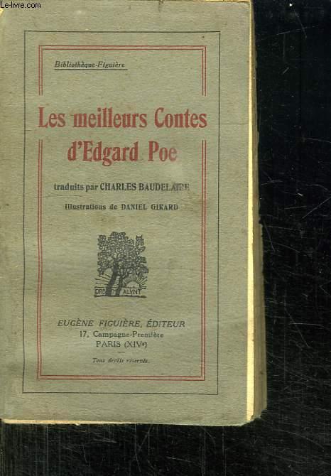 LES MEILLEURS CONTES D EDGARD POE.