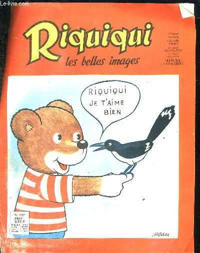 RIQUIQUI N° 242.