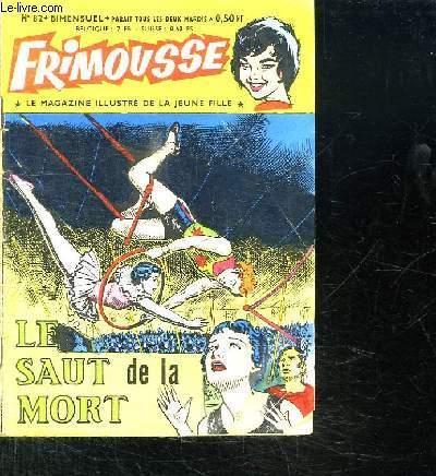 FRIMOUSSE N° 82. LE SAUT DE LA MORT.