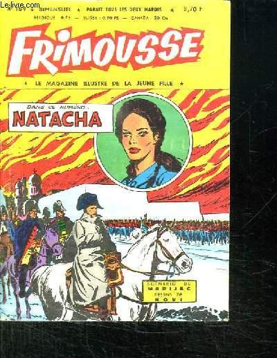 FRIMOUSSE N° 169. NATACHA.