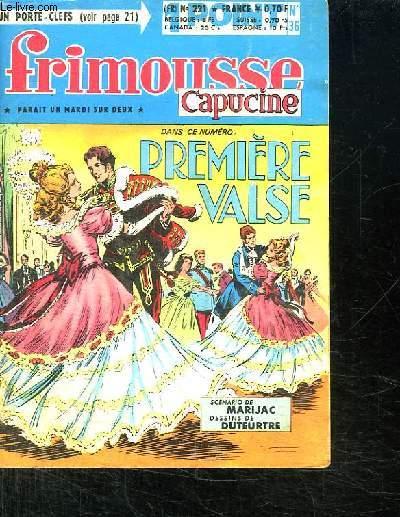 FRIMOUSSE CAPUCINE N° 221. PREMIERE VALSE.
