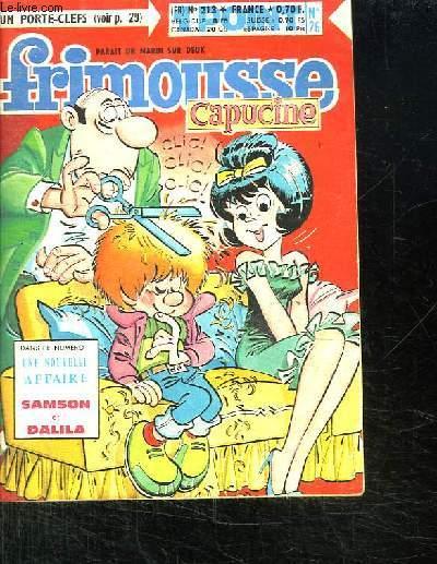 FRIMOUSSE CAPUCINE N° 213 ANNE MARIE SURCOUF.