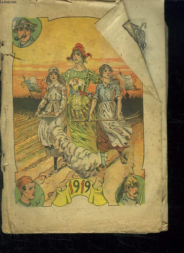 ALMANACH 1919.