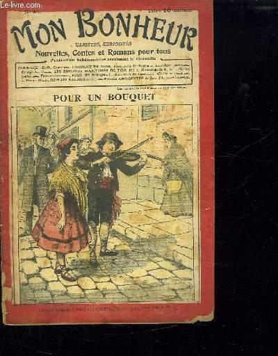 MON BONHEUR N° 49. POUR UN BOUQUET.