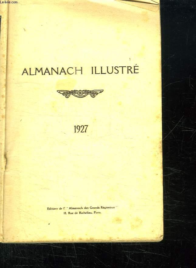 ALMANACH ILLUSTRE 1927.