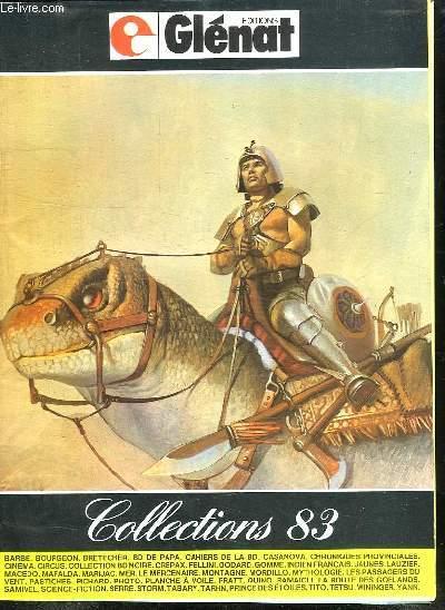 GLENAT. COLLECTION 83.