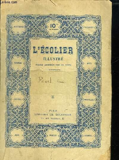 L ECOLIER ILLUSTRE 1915.  26 em ANNEE DEUXIEME SEMESTRE. DU N° 27 AU N° 52.