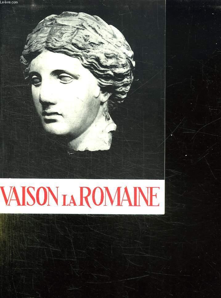 VAISON LA ROMAINE.