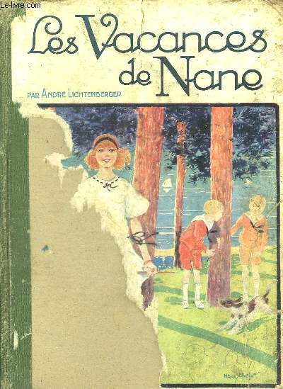 LES VACANCES DE NANE.