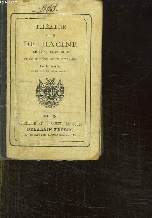 THEATRE CHOISI DE RACINE.