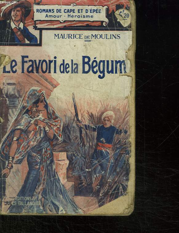 LE FAVORI DE LA BEGUM.