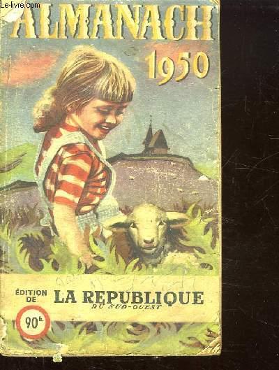ALMANACH 1950.