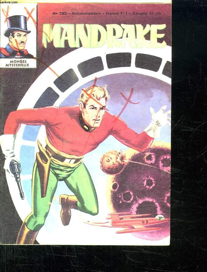 MANDRAKE N° 283.