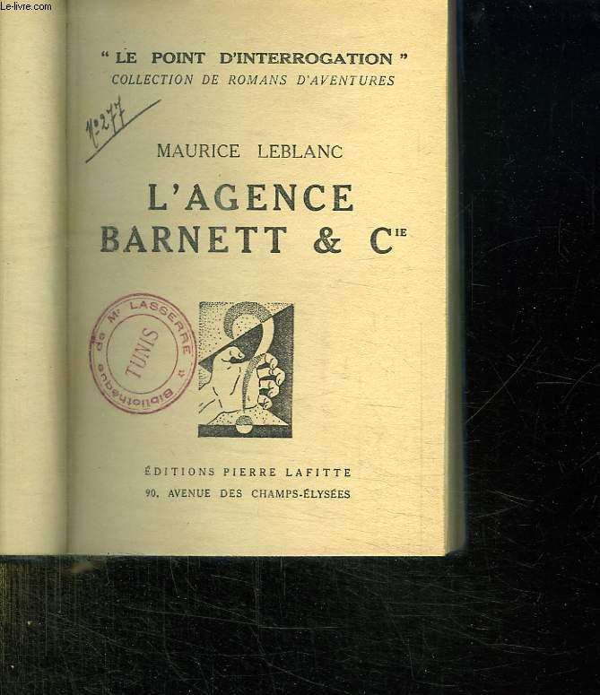 2 VOLUMES EN 1 SEUL TOME. L AGENCE BERNETT ET COMPAGNIE. LA DEMEURE MYSTERIEUSE.