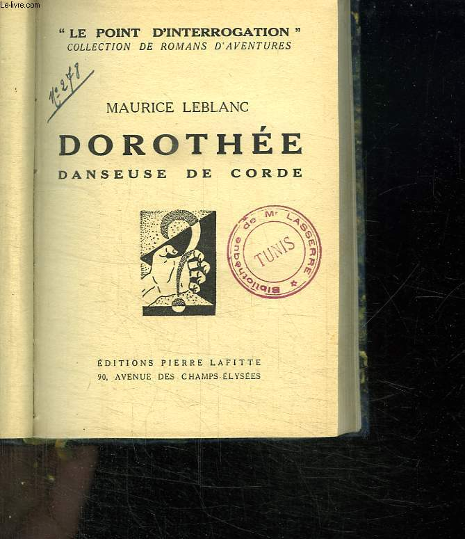 DOROTHEE DANSEUSE DE CORDE.