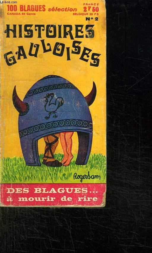 100 BLAGUES PRESENTE HISTOIRE GAULOISES N° SPECIAL.