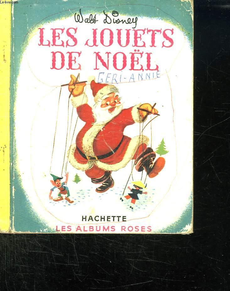 LES JOUETS DE NOEL.