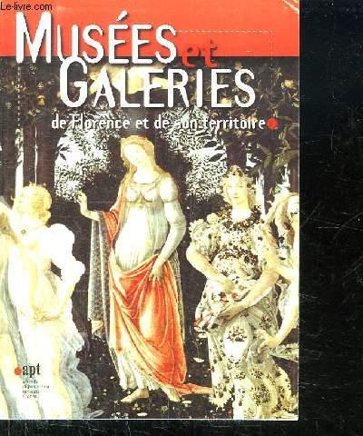 MUSEES ET GALERIES DE FLORENCE ET DE SON TERRITOIRE.