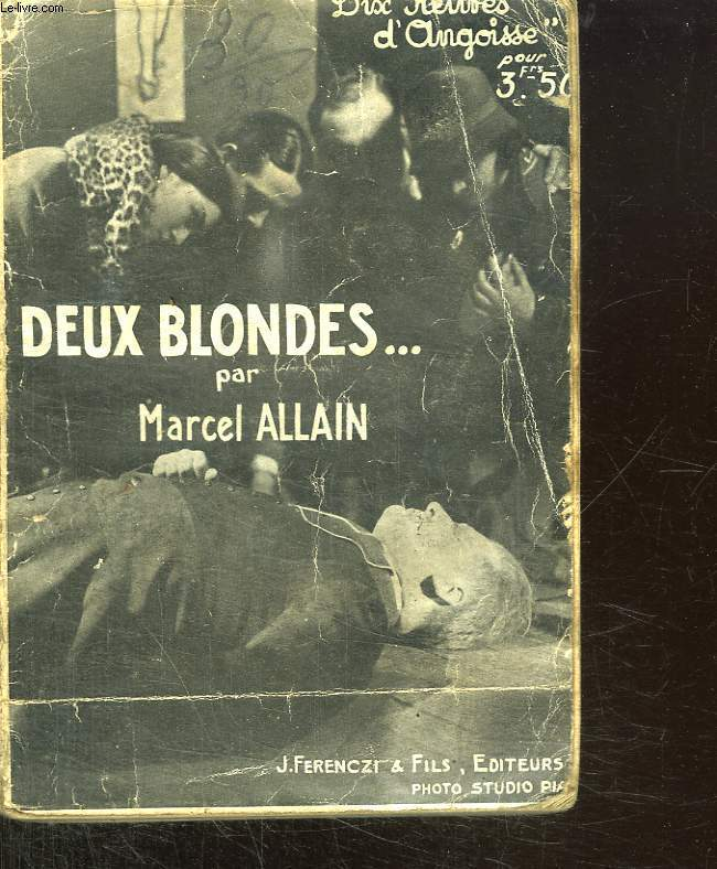 DEUX BLONDES.