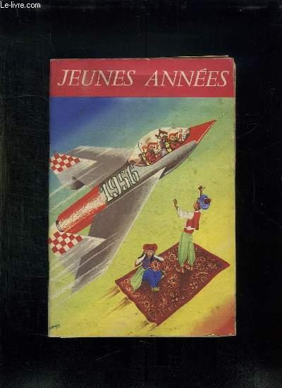 ALMANACH DE L ECOLIER ET DE L ECOLIERE JEUNES ANNEES 1956. 4e ANNEE.
