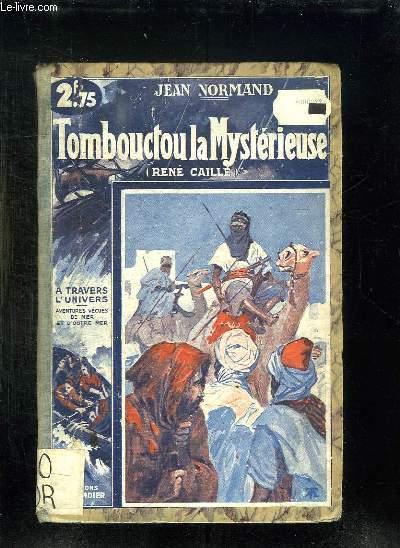 TOMBOUCTOU LA MYSTERIEUSE.