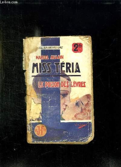 MISS TERIA IX: LE POISON DES LEVRES.