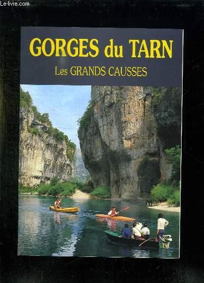 LES GORGES DU TARN ET DE LA JONTE.
