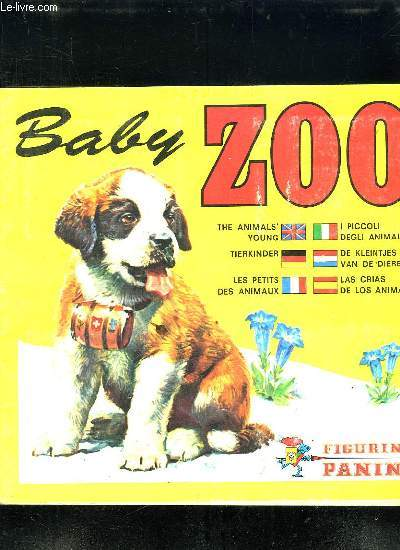 BABY ZOO. COMPLET.