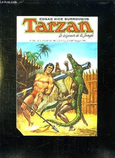 TARZAN. LE SEIGNEUR DE LA JUNGLE. N° 27. LA REINE DES DIAMANTS.