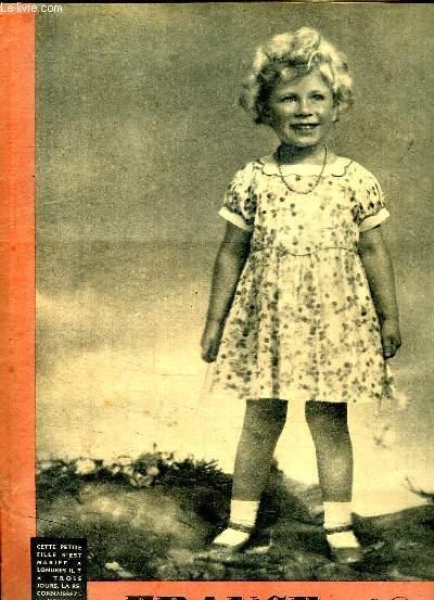 FRANCE 1947 LE MAGAZINE MODERNE DE LA FAMILLE N° 28 DU 23 NOVEMBRE. SOMMAIRE: L APPEL LOINTAIN PAR EDISON MARSHALL, LA BELLE HISTOIRE DE JEANNE DE LA NOUE, NOS ENFANTS ET LE FROID...