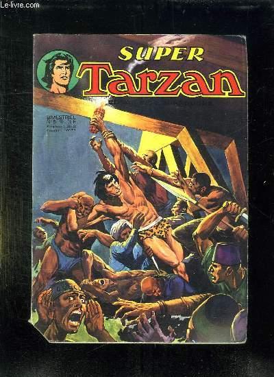 SUPER TARZAN N° 5.