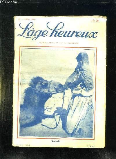 L AGE HEUREUX N° 5 DU 6 MARS 1930.