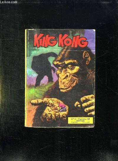 KING KONG N° 31. LA PLANETE DES OMBRES.