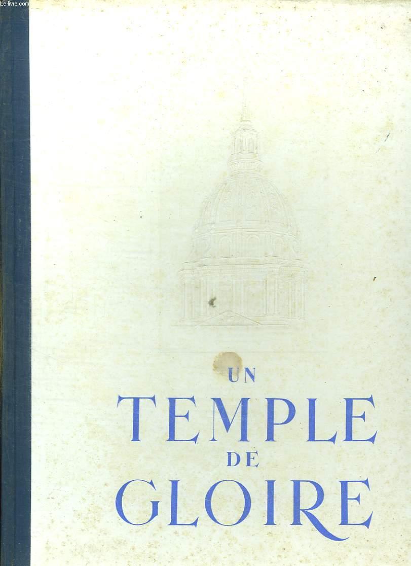 UN TEMPLE DE GLOIRE.