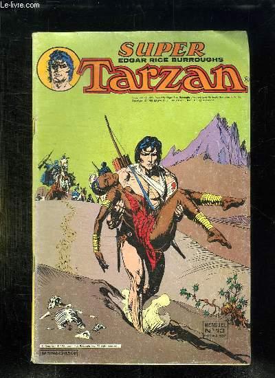 SUPER TARZAN N° 13. LA COLLINE DE DIAMANT.