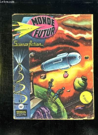 MONDE FUTUR N° 6.