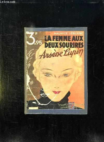 LA FEMME AUX DEUX SOURIRES.