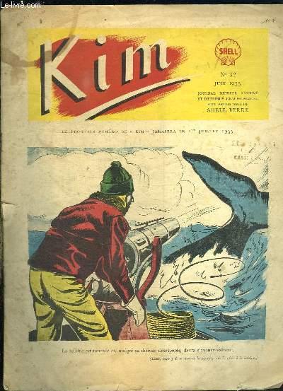 KIM N° 32. JUIN 1955.