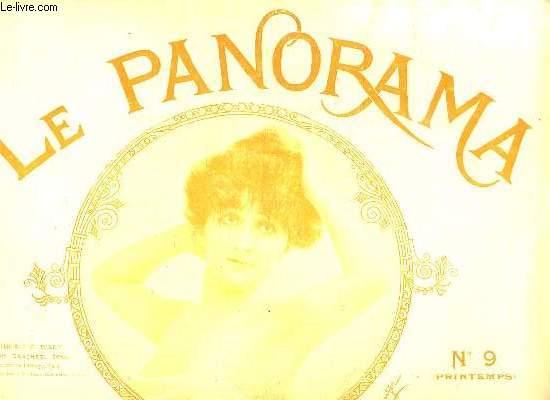 LE PANORAMA N° 9. LES SAISONS.